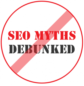 3 SEO Myths That Every Business Should Know The Truth About Featured Image