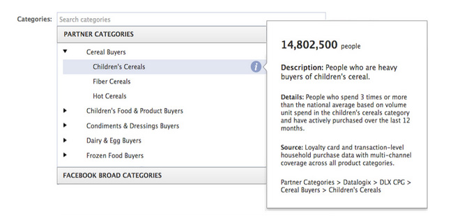 Facebook Partner Categories Offers More Targeting Opportunities for Advertisers Featured Image
