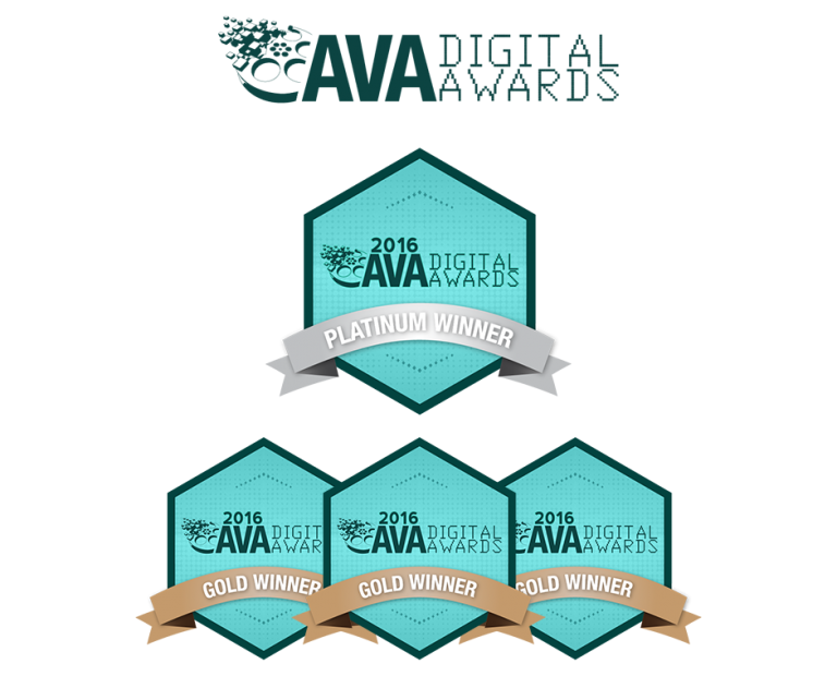 Leverage Digital Wins Six 2016 AVA Digital Awards Featured Image