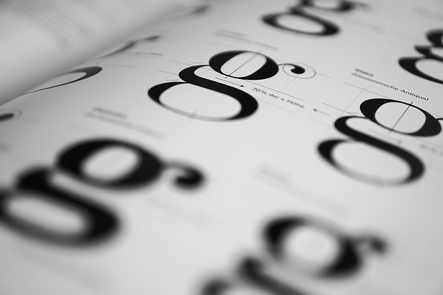 The Importance of Typography in Design Featured Image