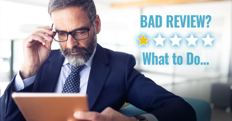 Innocent Until Proven Guilty: How Attorneys Can Combat Negative Reviews Featured Image
